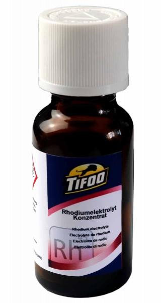 rhodium konzentrat rhodinette rhodinieren rhodium plating elektrolyt